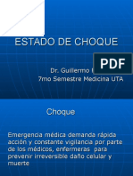 10 Estado de Choque