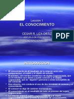 CAP. 1. EL CONOCIMIENTO.ppt