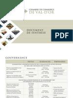 Plan d'Action 2016-2020 de la CCVD
