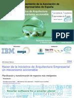 IBM AE Accionable