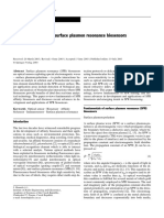 GOOD ___ HOMOLA_Present and Future of Surface Plasmon Resonance Biosensors