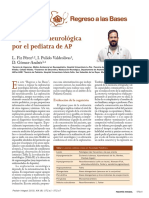 Exploracion Neurologica en Pediatria