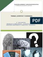 Trabajo e identidad.  Ciudadanía como proceso histórico y práctica  política
