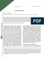 Flavonoids -Modulators of Brain Function