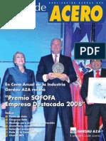Alma de Acero - Gerdau AZA - 2008 - Noviembre