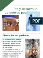 creacion y desarrollo de nuevos productos