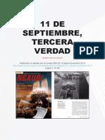 11 Septiembre Tercera Verdad