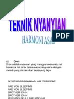 Nyanyian Harmoni Asas