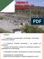 Redes e Subestações de Energia
