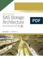 SAS Storage Architecture