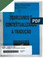Teorizando e Contextualizando a Tradução