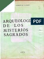 Arquelología de los misterios sagrados - Augustus Le Plongeon