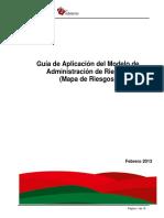 Modelo de Aplicación de Riesgos