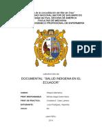 medicina ancestral en ecuador