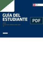 2016 Guia Del Estudiante ucv lima este