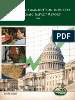 2016-Economic Impact of Industry