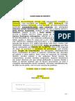 Modelo Subs Advogado Para Socios(Preencher)
