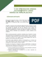 Proyecto de Integracion Loma Verde