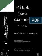 Método para Clarineta - Nabor Pires Camargo