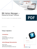 Transition BSI Action Manager 092215