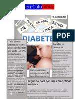 Diabetes en Colombia