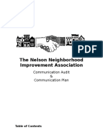 the nelson neighborhood improvement association