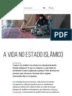 A Vida No Estado Islâmico - PÚBLICO