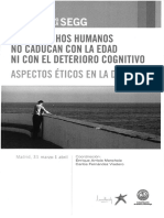 Galende, Ética y Demencia. Investigación en No Competentes
