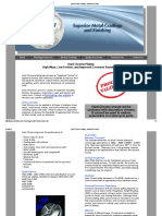 Hard Chrome Plating - Industrial Chrome