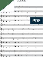 Jingle Bells (Violino II - Semplificato)