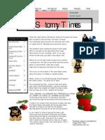 Stormy Times - Dec 2005