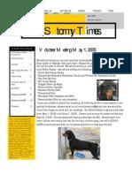 Stormy Times - Apr 2005