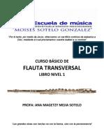 Libro Nivel 1 (Flauta) COMPLETO