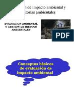 Evaluación de impactos ambientales.ppt