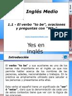 INGLES MEDIO