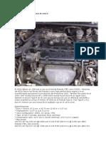 Motor Honda Prelude 96