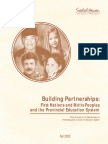 building partnerships  fns