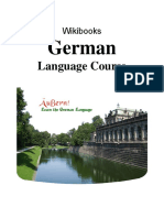 English to German Language Learing