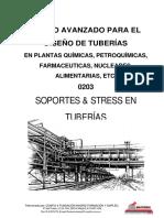 Curso de tuberías para plantas de proceso - 0203 Soportes & Stress en Tuberias