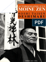 Moine Zen - Roshi Taisen Deshimaru
