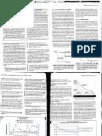 Curva de Phillips CP y LP