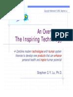 An Overview of Inspiring Technology