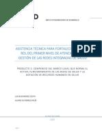 Compendio Marco Normativo Redes de Salud