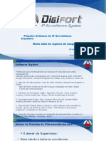 Digifort Software de Monitoamento