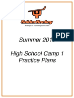 summer 2015 high school camp 1 practice plans