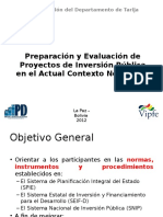 1 Presentación Tarija
