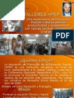 Presentacion Sintesis Educacion y Evangelio Prof Molina (1)