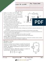 Devoir Corrigé de révision - Sciences physiques - Principale Bac info 2015 - Bac Informatique (2015-2016) Mr Daghsni Sahbi.pdf