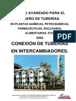 Curso de tuberías para plantas de proceso - 0205 Conexion a Intercambiadores
