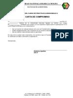 Carta dwdweffefe Compromiso Curso de Riegos